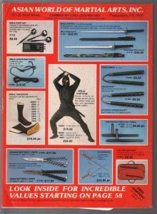 Fighting Stars Ninja 10/1986-martial arts-photos-info-FN