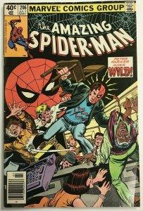 AMAZING SPIDER-MAN#206 VG/F 1980 MARVEL BRONZE AGE COMICS