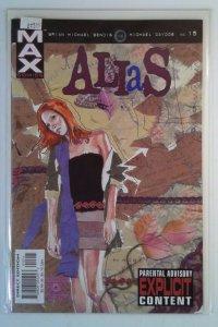 Alias #15 (2002) Marvel 9.2 NM- Comic Book