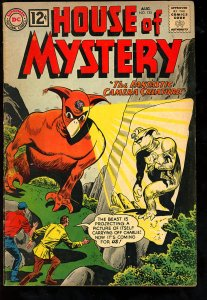 House of Mystery #125 (1962)
