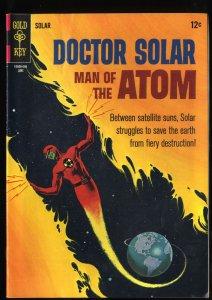 Doctor Solar, Man of the Atom #16 VF- 7.5