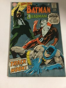 Rave And The Bold 79 Fn+ Fine+ 6.5 DC Comics Silver Age