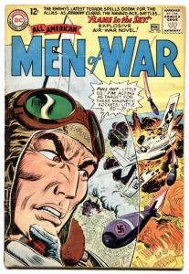 ALL AMERICAN MEN OF WAR #107-1964-JOHNNY CLOUD-WWII AVIATION BATTLE-vg