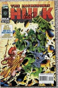 Incredible Hulk #443 (1987 Marvel)