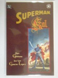 Superman Kal #1 8.0 VF (1995 Elseworlds)