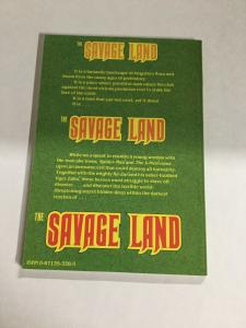 The Savage Land Nm Near Mint Marvel Comics SC TPB