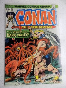 CONAN THE BARBARIAN ( SUBSCRIPTION CREASE) # 45