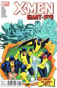 X-Men (3rd Series) Giant-Size #1 FN; Marvel | save on shipping - details inside