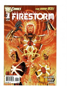 12 DC Comics Fury of Firestorm 1 2 3 4 5 The Flash 249 308 279 292 301 316 + HR3