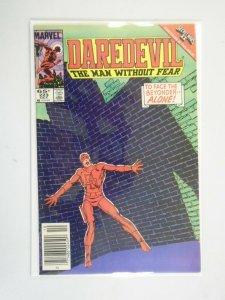 Daredevil #223 Newsstand edition 6.0 FN (1985 1st Series)