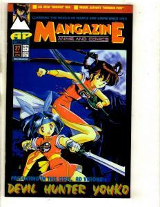 8 Comics Mangazine 27 33 37 Newswatch 8 Mantra 2 Mars 1 1 Maximus Manga JF6