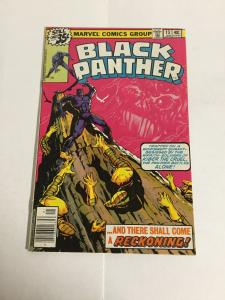 Black Panther 13 Fn+ Fine+ 6.5 Marvel