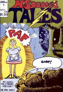 Ms. Quoted Tales #1 FN; Chance | save on shipping - details inside