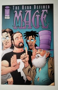 Mage: The Hero Defined #7 (1998) Image Comic Book J756