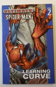 ULTIMATE SPIDER-MAN VOL.2 Learning Curve TPB Soft Cover 5TH PRINT VF/NM