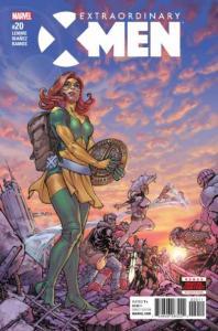 Extraordinary X-Men (2016 series) #20, NM + (Stock photo)