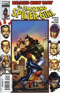 Amazing Spider-Girl #24 VF; Marvel | save on shipping - details inside