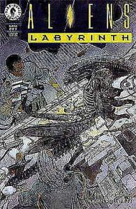 Aliens: Labyrinth #2 VF/NM; Dark Horse | save on shipping - details inside