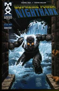 Supreme Power: Nighthawk #6 VF/NM; Marvel | save on shipping - details inside