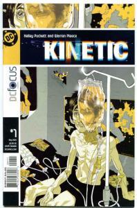 KINETIC #1 2 3 4 5 6 7 8, NM+, Puckett, Warren Pleece, Invulnerable,Sickly, 2004