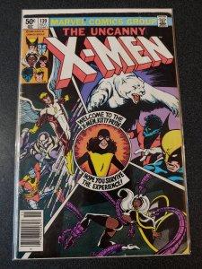 The X-Men #139 Kitty Pryde Joins X-men! Nov 1980, Marvel, 1963 Series FINE