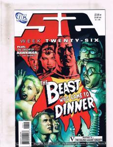 Lot of 5 52 Week Comic Book #26 27 28 29 30 KS2