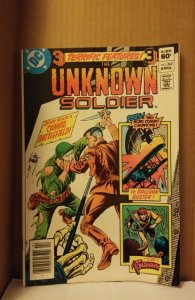 Unknown Soldier #262 (1982)