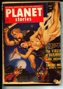 Planet Stories-Pulps-7/1951-James Blish-Poul Anderson
