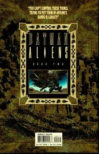 Batman Aliens #2 - NM - Marz/Wrightson