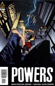 Powers (2004 series) #19, VF (Stock photo)
