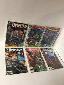 Detective Comics 598 599 600 601 602 603 Nm Near Mint A24