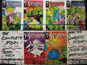 SPELLBOUND (1988) 1-6  Louise Simonson & C.Potts SET