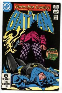 DETECTIVE COMICS #524 1st full KILLER CROC Jason Todd
