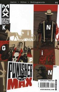 PunisherMax #4 VF/NM; Marvel | save on shipping - details inside