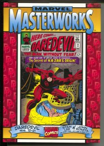 Marvel Masterworks Daredevil#12-21-Stan Lee-2001-HC-VG/FN