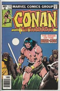 Conan the Barbarian #112 (Jul-80) VF/NM High-Grade Conan the Barbarian