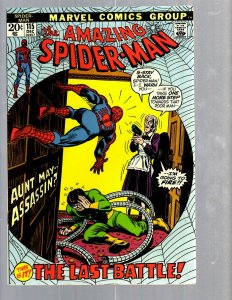 Amazing Spider-Man # 115 VF Marvel Comic Book MJ Vulture Goblin Scorpion TJ1