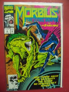 MORBIUS THE LIVING VAMPIRE #6 (9.0 to 9.4 or better)  MARVEL COMICS
