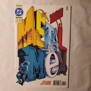 Metal Men 2 Near Mint-