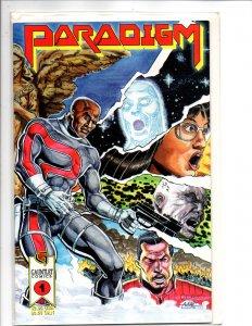 Caliber Comics Paradigm #1