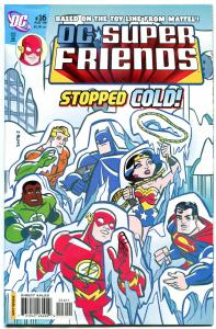 DC SUPER FRIENDS #16, VF+, Batman, Superman, Wonder Woman, 2008, more in store