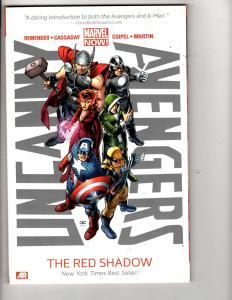Uncanny Avengers Vol. # 1 Red Shadow Marvel Comics TPB Graphic Novel Book MF5