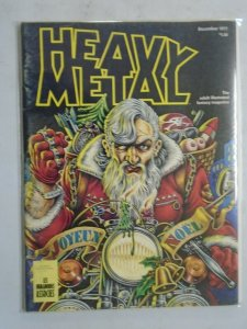 Heavy Metal Magazine volume 1 #9 4.0 VG (1977 HM Communications)