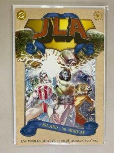 JLA The Island of Dr. Moreau #1 DC 8.0 VF (2002)