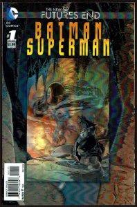 Futures End Batman/Superman 3-D Cover (2014, DC) 9.6 NM+