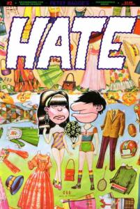 Hate #2 VF/NM; Fantagraphics | save on shipping - details inside