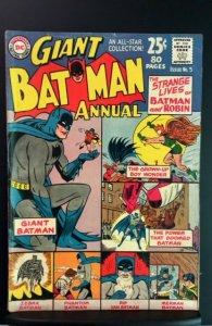 Batman Annual #5 (1963)