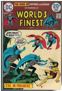 WORLDS FINEST 222 FN- April 1974