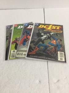 DC1st 4 Issue Lot Nm Near Mint DC Comics IK