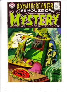 House of Mystery #176 (Oct-68) FN Mid-Grade